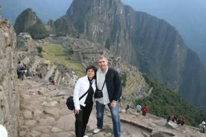 Юрій Нестор у Перу