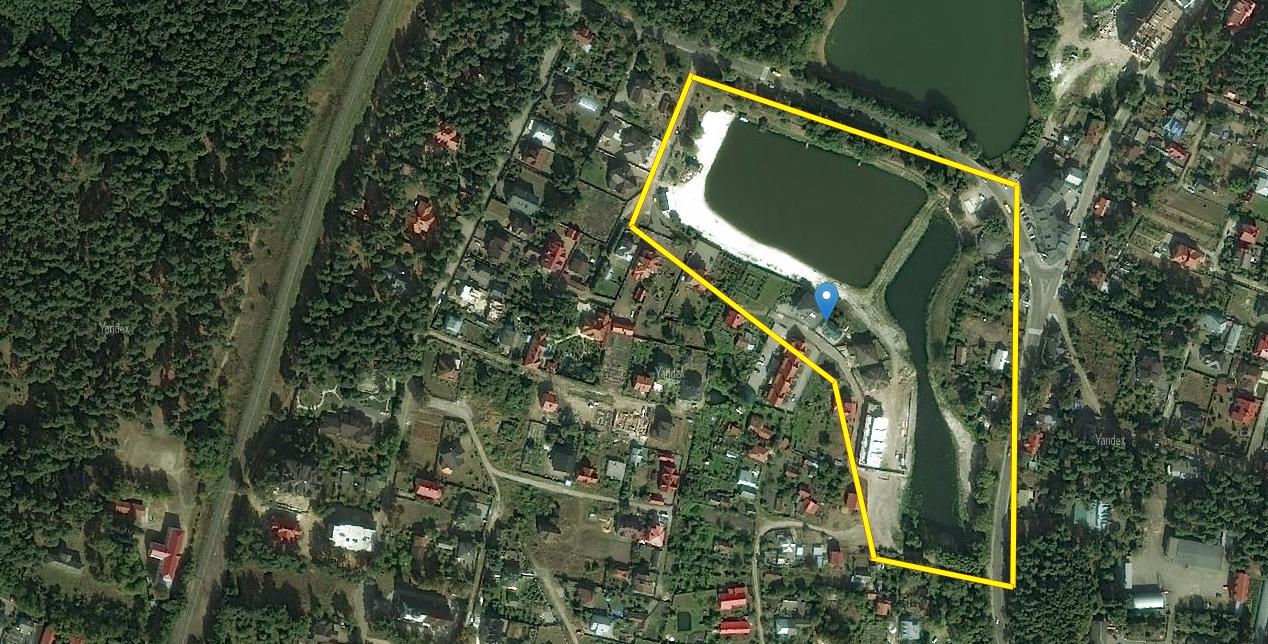 озеро Брюховичі