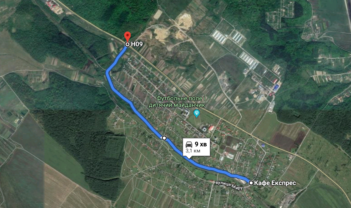 """Результат пошуку зображень за запитом """"У селі під Львовом відремонтують вулицю за 22 мільйони"""""""