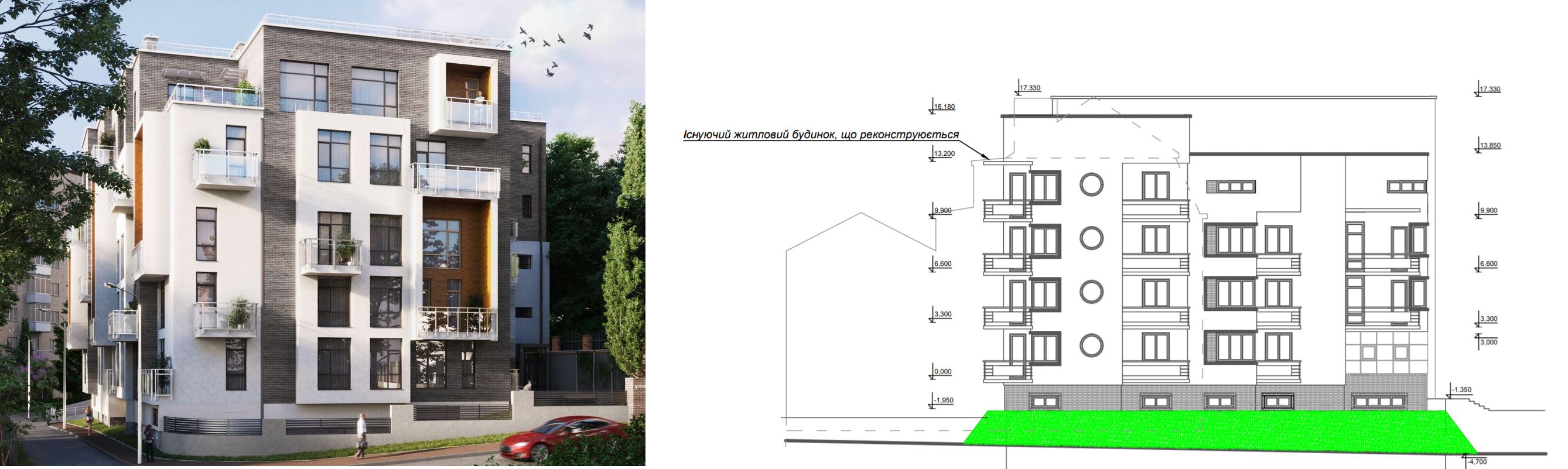 """Результат пошуку зображень за запитом """"Міська рада дозволила звести «клубний» багатоповерховий будинок у садибній зоні із порушенням висотності"""""""